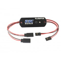 Alewings ESC 12A not stabilized electronic switch