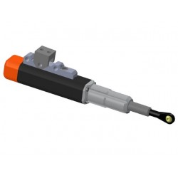 Electron Retracts linear actuator