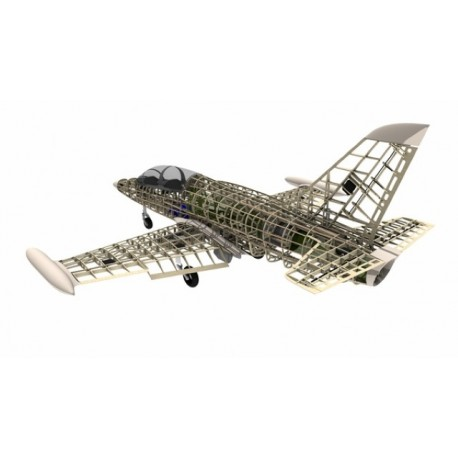 The RC Custom Jets L-39 Albatros 1:6,5