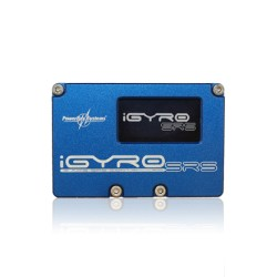 PowerBox iGyro SRS, incl. GPS, SensorSwitch en USB interface)