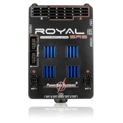 PowerBox Royal SRS incl. SensorSwitch en LC-Display (zonder GPS)