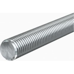 Threaded rod M3 RVS